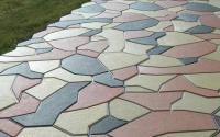Садовые дорожки - используем тротуарную плитку