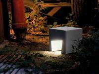 Как подобрать садовый светильник. Особенности ландшафтного освещения