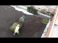 Озеленение кровли как прием ландшафтного дизайна участка