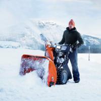Эффективные способы борьбы со снегом