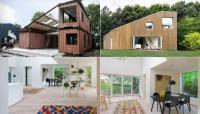 Дом из контейнеров: простота и высокоэкологичность