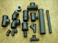 Основные виды и особенности канализационных труб