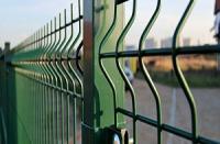 Забор из сварной сетки Гиттер: плюсы и минусы, виды и монтаж