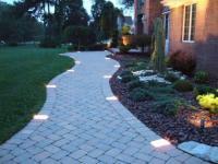 Садово-парковые светильники для ландшафта