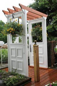 Садовые поделки простор для творчества