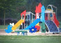 Установка детской игровой площадки своими руками