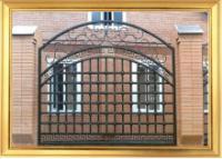 Металлические кованые заборы и ограды