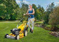 Правила выбора газонокосилки