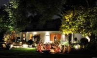 Декоративное освещение садового участка в ландшафтном дизайне