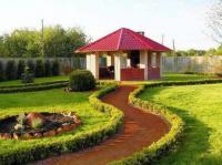 Три стиля озеленения сада и благоустройства участка