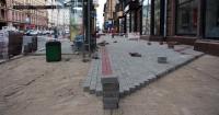 Тротуарная плитка, брак по расчету?